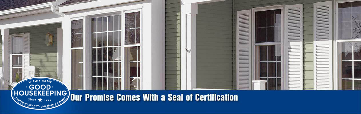 Replacement Window Seal of Certification